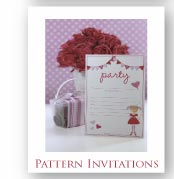 Pattern Invitation Gallery