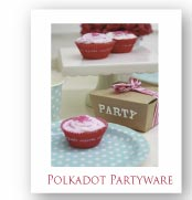 Polkadot Partyware Photo Gallery